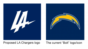 NewCurrent Chargers Logos